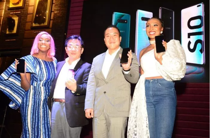 Samsung S10 launch - Samsung Electronics, a leading tech company in the world has just launched its latest brand, Samsung S10 series. Samasung revealed that it is leveraging a decade of industry leadership to usher in a new era of smartphone technology | e-nigeriang