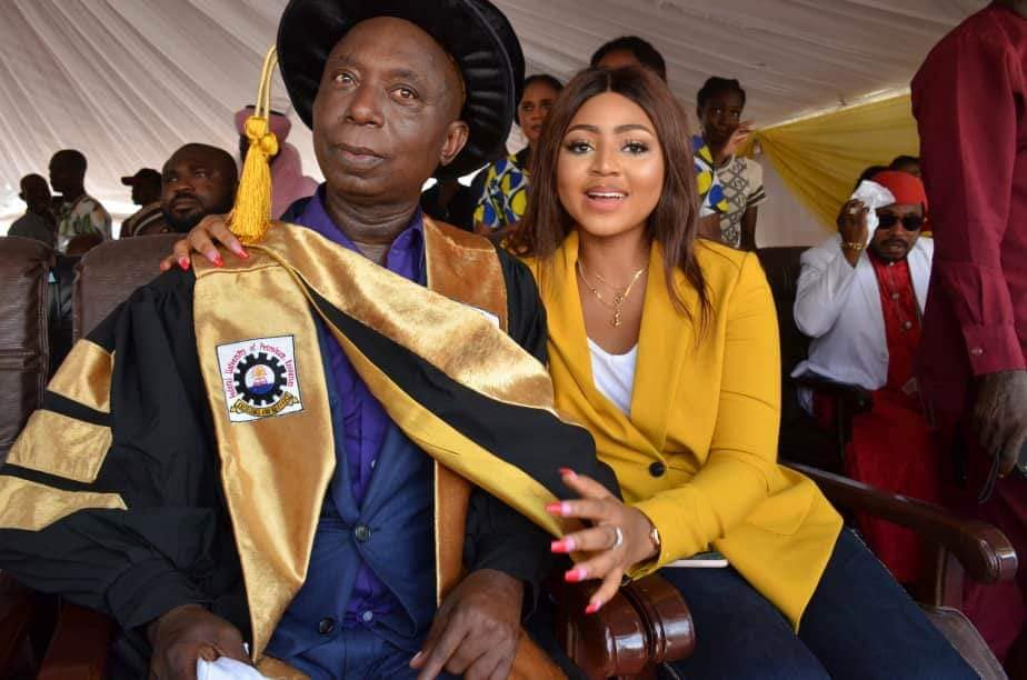 Regina Daniels and husband - Ned Nwoko | e-nigeriang.com