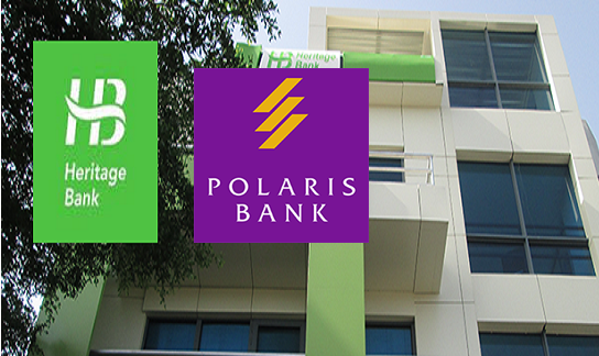 CBN puts Heritage bank, Polaris bank for sale | e-nigeriang.com