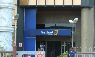 First bank staff tests positive to Covid-19| e-nigeria!