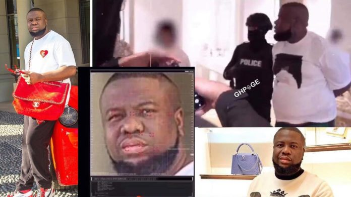 VIDEO: Dubai Police Arrest Hushpuppi Over HIgh Level Fraud | e-nigeria!