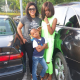 Mercy Aigbe and kids on Father's day | e-nigeria!