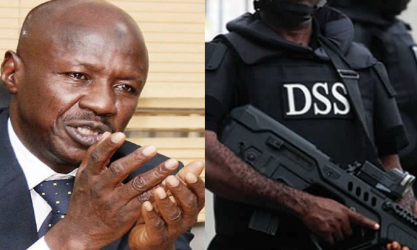Why Ibrahim Magu was Arrested by DSS | e-nigeria!